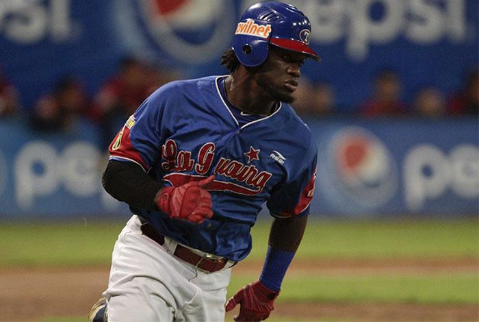 Odubel Herrera pasó de Tiburones a Tigres en Liga Venezolana de Béisbol