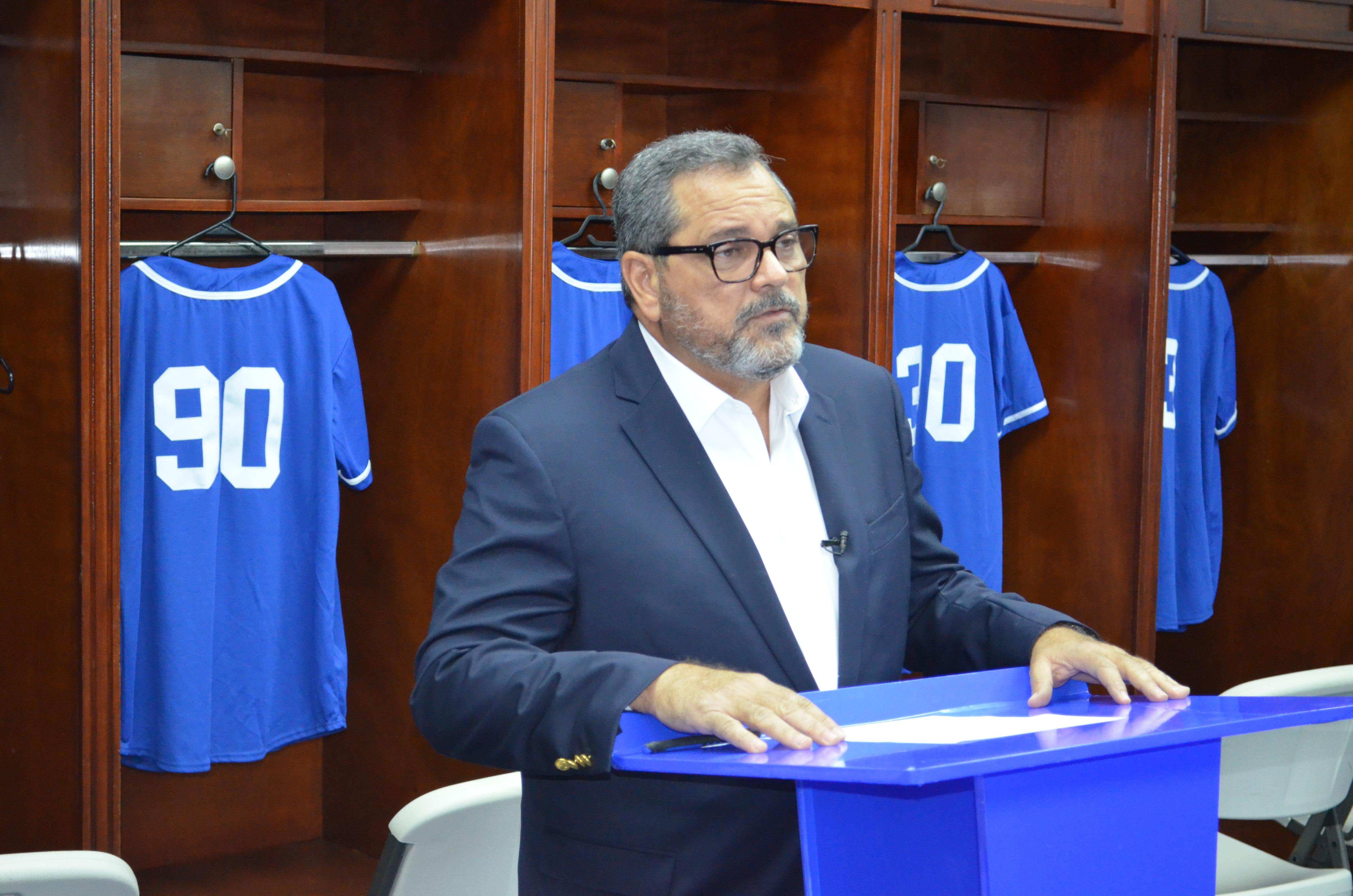 Pichardo y Noboa ponderan talento cuenta el Licey; Ervin Santana lanza en la apertura