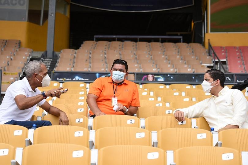 Salud Pública dice que en estadio Cibao se cumple con protocolo ante el Covid-19