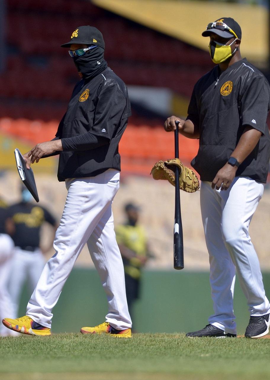 """Manny García: """"El pitcheo de las Águilas está estructurado con abridores de calidad y un bullpen de poder"""""""