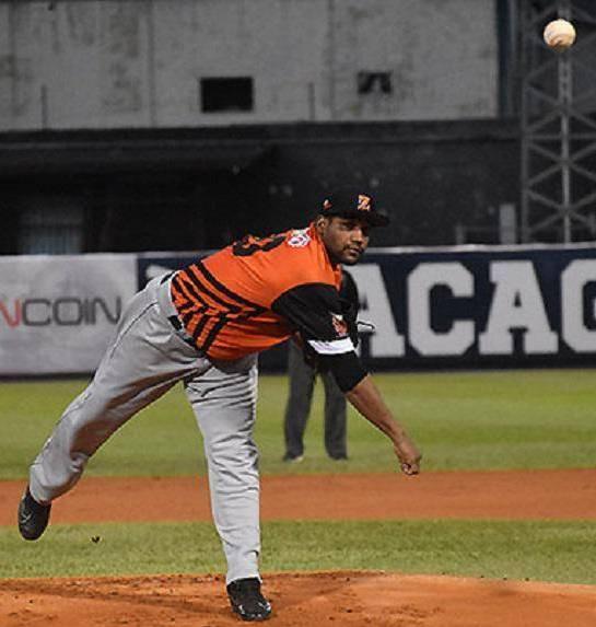 Tigres llevan semifinal al 6to juego, los guía el dominicano Logan Durán en Venezuela