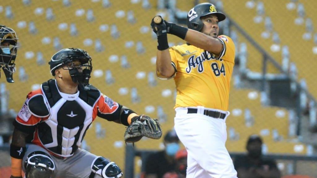 Melky Cabrera confía en poderío de Águilas en Serie del Caribe