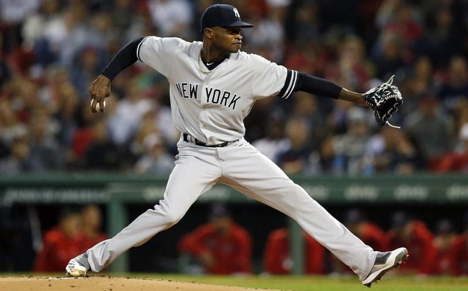 Domingo Germán será el tercer abridor de los Yankees