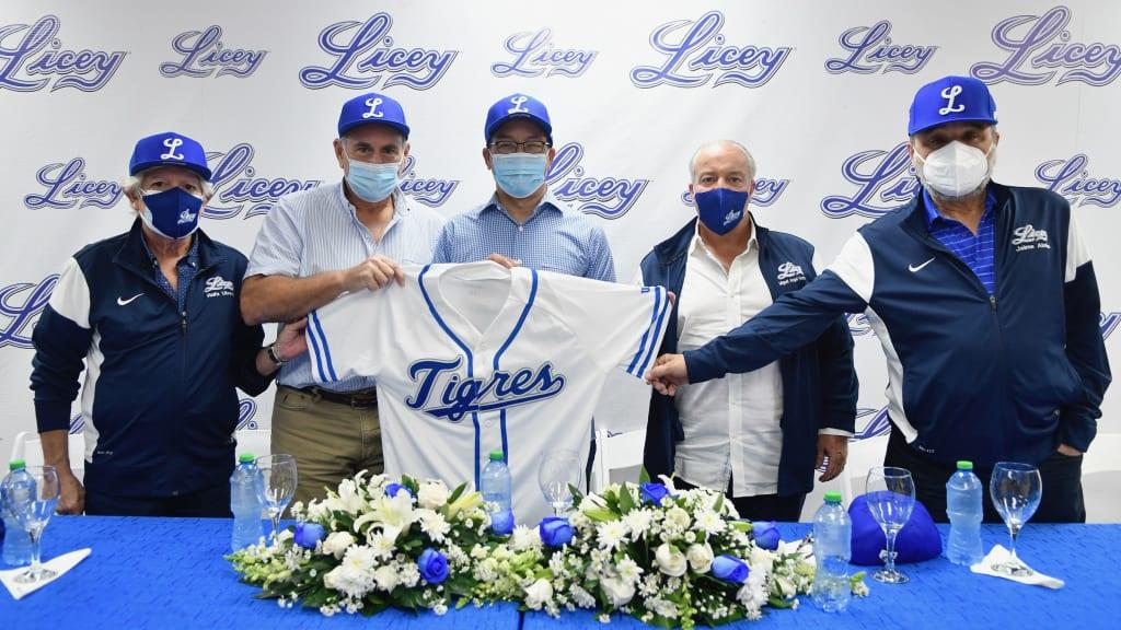 Carlos José Lugo es el nuevo gerente general del Licey