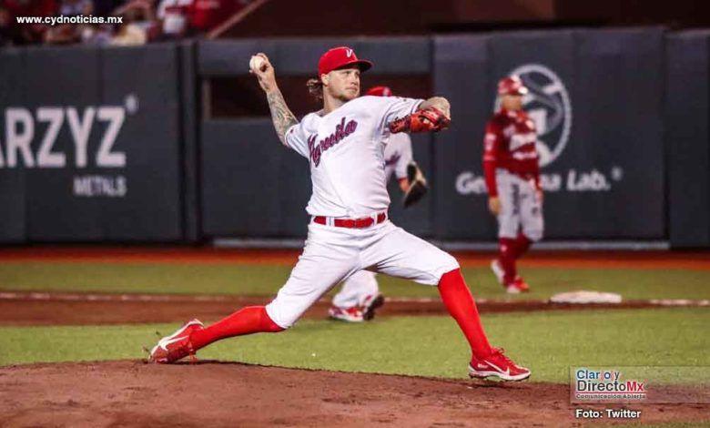 Gigantes del Cibao contratan al pitcher Dylan Unsworth como refuerzo